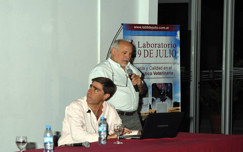 3º Encuentro de Actualización Profesional para Médicos Veterinarios